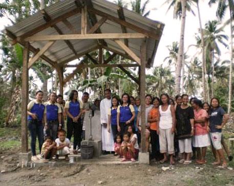 Projet solidaire et équitable création de puits aux Philippines La Maison du coco Nos engagements
