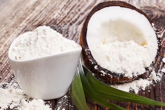 Coconut flour La Maison du coco product by Eskymaks FAQs