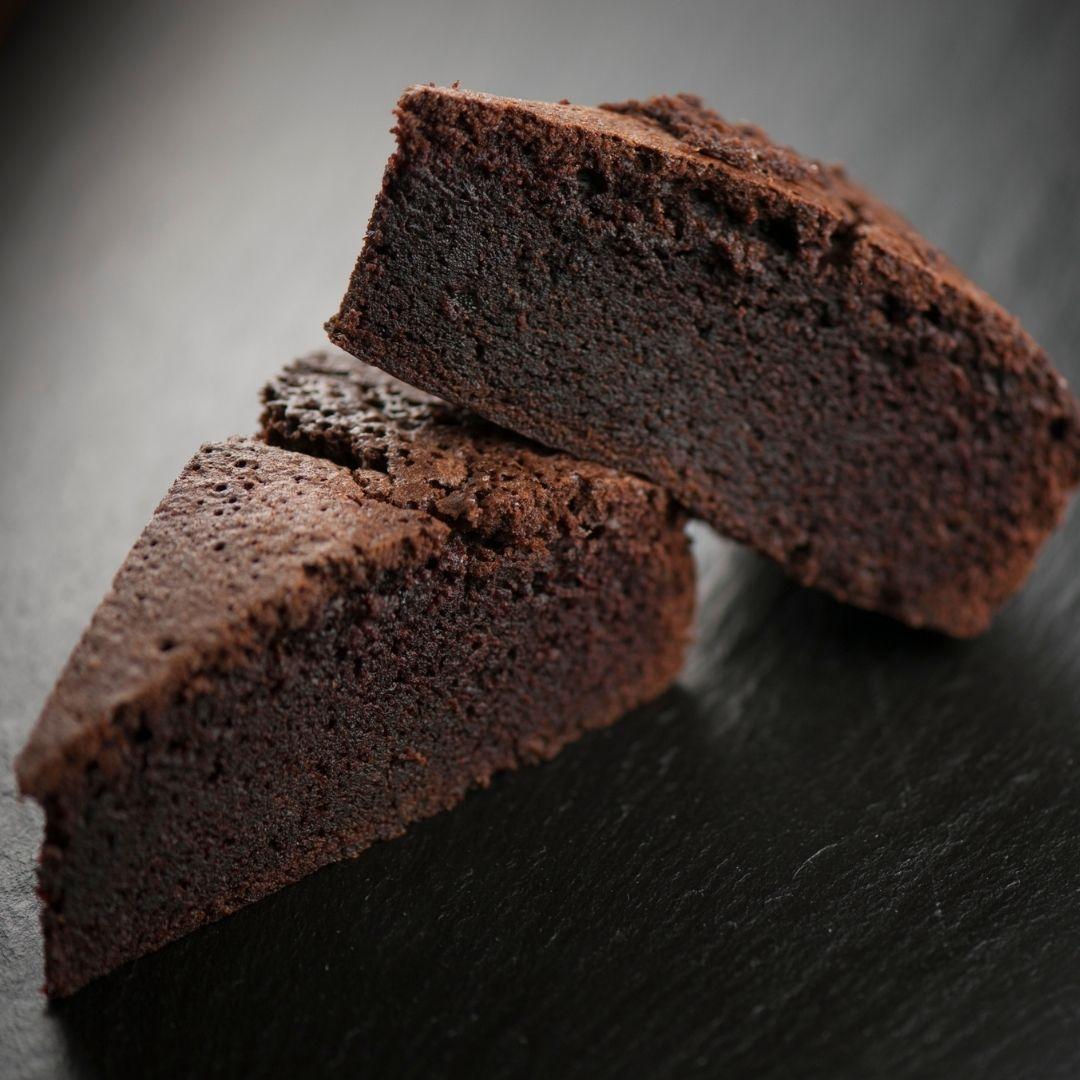Gâteau fondant au chocolat et coco recettes La Maison du coco