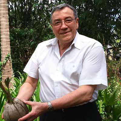 Frédéric Debrot La Maison du coco About us